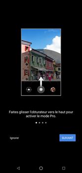 Nokia 7.1 - Photos, vidéos, musique - Créer une vidéo - Étape 5