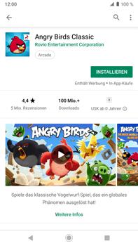 Sony Xperia XZ2 Premium - Android Pie - Apps - Herunterladen - Schritt 16
