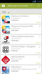 Alcatel One Touch Idol - Applicazioni - Installazione delle applicazioni - Fase 14