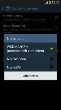 Samsung N9005 Galaxy Note 3 LTE - Netzwerk - Netzwerkeinstellungen ändern - Schritt 7