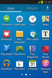 Samsung S6790 Galaxy Fame Lite - Netwerk - gebruik in het buitenland - Stap 6