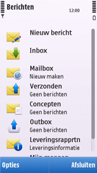 Nokia C5-03 - e-mail - handmatig instellen - stap 27
