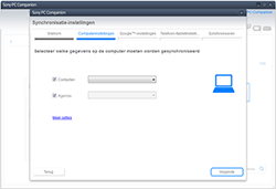 Sony Xperia Z3 Compact 4G (D5803) - Software - Synchroniseer met PC - Stap 5