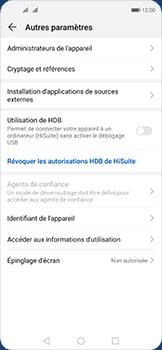 Huawei Nova 5T - Prise en main - Comment activer un code SIM - Étape 5