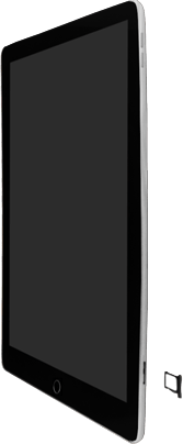 Apple iPad Pro 12.9 inch - iOS 12 - SIM-Karte - Einlegen - Schritt 4