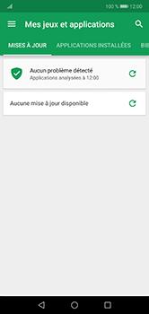 Huawei P20 Lite - Applications - Comment vérifier les mises à jour des applications - Étape 5