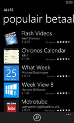 Nokia Lumia 520 - Applicaties - Download apps - Stap 9