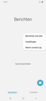 Samsung Galaxy A30 - sms - handmatig instellen - stap 6