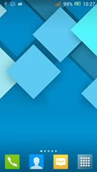 Alcatel Pop C7 - Operazioni iniziali - Installazione di widget e applicazioni nella schermata iniziale - Fase 8