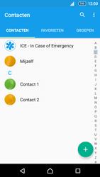 Sony E5823 Xperia Z5 Compact - Contactgegevens overzetten - delen via Bluetooth - Stap 4