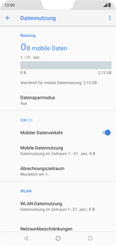 Nokia 6.1 Plus - Internet - Apn-Einstellungen - 7 / 39