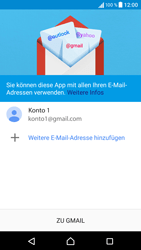 Sony F3111 Xperia XA - E-Mail - Konto einrichten (gmail) - Schritt 16