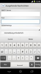 Sony Xperia Z1 - E-Mail - Konto einrichten - 14 / 20