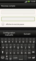 HTC One SV - E-mail - Configuration manuelle - Étape 7