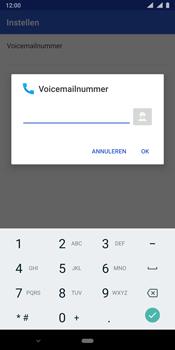 Nokia 9 - Voicemail - handmatig instellen - Stap 12