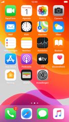Apple iPhone SE (2020) (Model A2296) - Beveiliging en ouderlijk toezicht - Nummer blokkeren - Stap 2