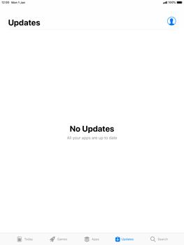 Apple iPad mini 4 iOS 12 - Applications - Download apps - Step 9