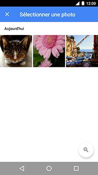 Motorola Moto E4 Plus - Contact, Appels, SMS/MMS - Envoyer un MMS - Étape 17