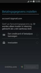 Samsung A300FU Galaxy A3 - Applicaties - Account aanmaken - Stap 20