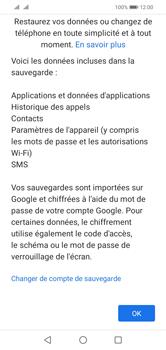 Huawei Y5 (2019) - Données - créer une sauvegarde avec votre compte - Étape 11