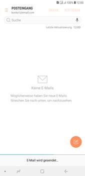 Samsung Galaxy J4+ - E-Mail - E-Mail versenden - Schritt 19