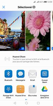 Huawei Mate 10 Pro - Photos, vidéos, musique - Envoyer une photo via Bluetooth - Étape 8