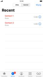 Apple iPhone SE (2020) (Model A2296) - Beveiliging en ouderlijk toezicht - Nummer blokkeren - Stap 4