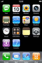 Apple iPhone - Internet - Manual configuration - Step 1