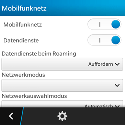 BlackBerry Q5 - Internet - Apn-Einstellungen - 7 / 22