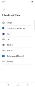 Samsung Galaxy Z flip - E-Mail - Manuelle Konfiguration - Schritt 8