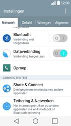 LG Leon 3G (H320) - internet - data uitzetten - stap 4