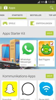 Samsung N910F Galaxy Note 4 - Apps - Herunterladen - Schritt 5
