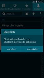 Samsung G901F Galaxy S5 Plus - Contactgegevens overzetten - delen via Bluetooth - Stap 10