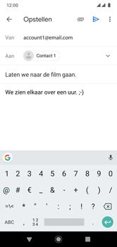 Xiaomi Mi A2 Lite - E-mail - e-mail versturen - Stap 8