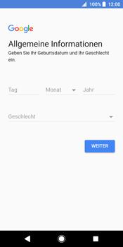 Sony Xperia XZ2 - Apps - Konto anlegen und einrichten - 6 / 19