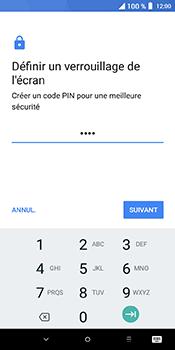 Alcatel 3L - Sécuriser votre mobile - Activer le code de verrouillage - Étape 9