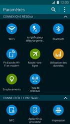Samsung G900F Galaxy S5 - Réseau - Activer 4G/LTE - Étape 4