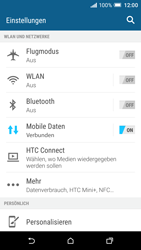 HTC One A9 - Internet - Manuelle Konfiguration - Schritt 7