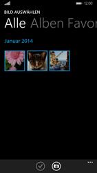 Nokia Lumia 830 - MMS - Erstellen und senden - Schritt 12