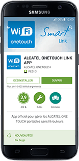 Alcatel MiFi Y900 - Applications - Télécharger l'application pour smartphone - Étape 10