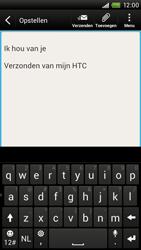 HTC S728e One X Plus - E-mail - E-mail versturen - Stap 9
