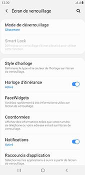 Samsung Galaxy J6 Plus - Sécurité - activéz le code PIN de l'appareil - Étape 5