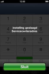 Apple iPhone 4 (iOS 6) - sms - handmatig instellen - stap 7