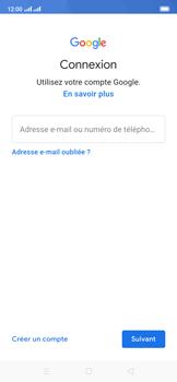 Oppo Reno 2Z - Applications - Créer un compte - Étape 5