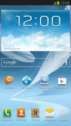 Samsung Galaxy Note 2 - Photos, vidéos, musique - Prendre une photo - Étape 1