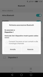 Huawei Huawei P9 - Bluetooth - Collegamento dei dispositivi - Fase 7