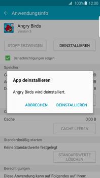 Samsung Galaxy S6 edge+ (G928F) - Apps - Eine App deinstallieren - Schritt 8