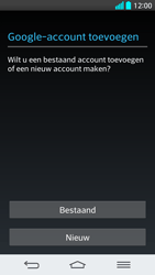 LG G2 (D802) - Applicaties - Account aanmaken - Stap 4