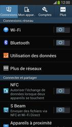 Samsung SM-G3815 Galaxy Express 2 - WiFi - Configuration du WiFi - Étape 4