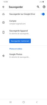 Samsung Galaxy A42 5G - Aller plus loin - Gérer vos données depuis le portable - Étape 16